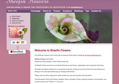Sheefin Flowers