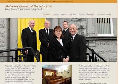 McNallys Funeral Directors