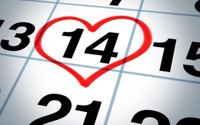 February 14th Valentines Day  – A short history
