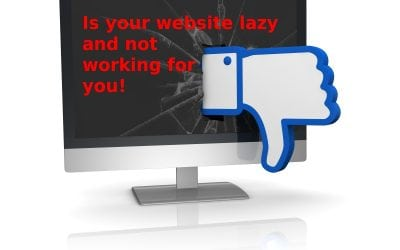 Is your website lazy and not working…