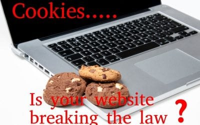 Is your website breaking the law?