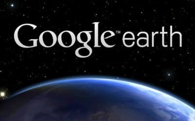 Google Earth is 10 years old