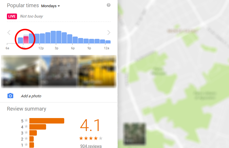 "Can Google Maps ""Popular Times"" help your local and online business?"