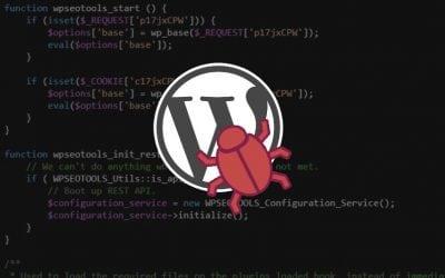WP-Base-SEO: fake SEO Plugin for WordPress it's actually a Malware